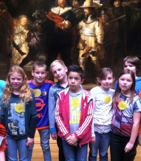 Geld voor schoolreisjes naar musea
