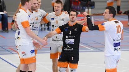Lindemans Aalst alleen op kop na overwinning tegen Maaseik