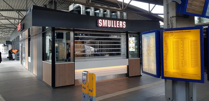 Op de HEMA en Albert Heijn na is alles op Station Den Bosch gesloten