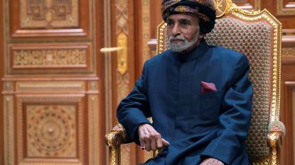 "Toestand van uit Leuven teruggekeerde sultan van Oman ""stabiel"""