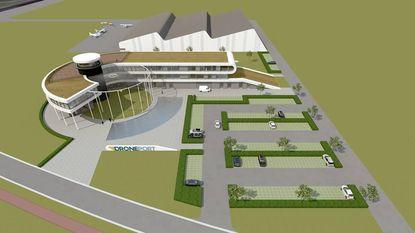 Droneport opent tegen 2019 op ex-militaire vliegbasis