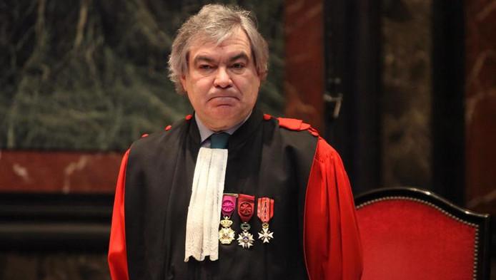 L'avocat général Bernard Dauchot.