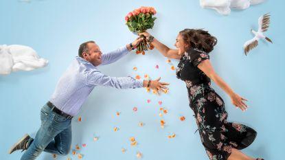 """Nieuw VTM-programma boost de liefde bij vier koppels: """"Elke dag een kus van 6 seconden, en je relatie zit safe"""""""