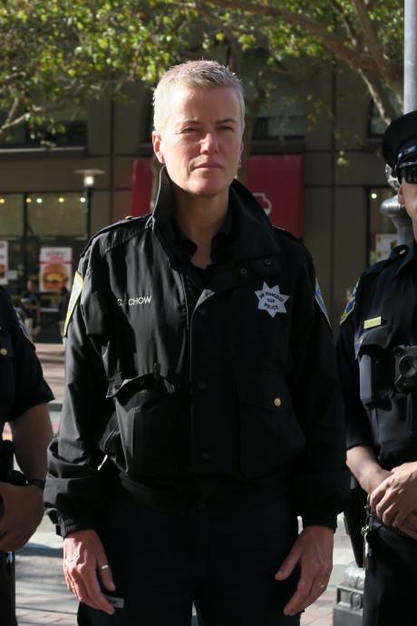 Voorzitter politiebond woest over vertrek Ellie Lust: 'Ze was een boegbeeld'