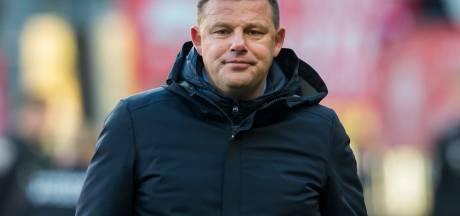 Trainer Stegeman is trots op hardwerkend GA Eagles