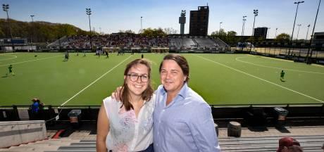 Hans Erik Tuijt als EHL-voorzitter terug op bekend hockeyterrein in Eindhoven