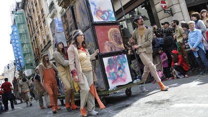 Brussels Zinneke valt mogelijk zonder lokalen