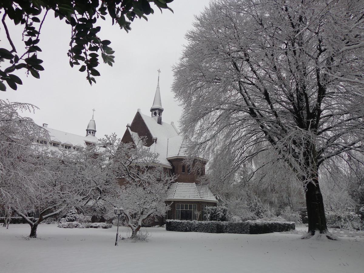 het Sint-Janscentrum in Den Bosch. Foto Erik Buster