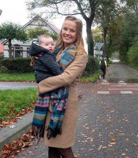 Lisanne woont aan parcours Zevenheuvelenloop: 'Binnen paar uur duizenden lopers aan deur voorbij'