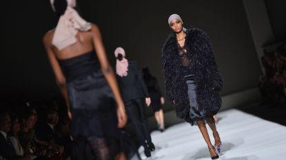Tom Ford opent New York Fashion Week met een weinig spannende collectie