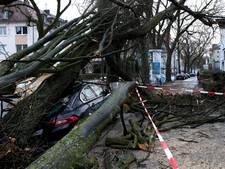 Zeker acht doden door storm in Duitsland