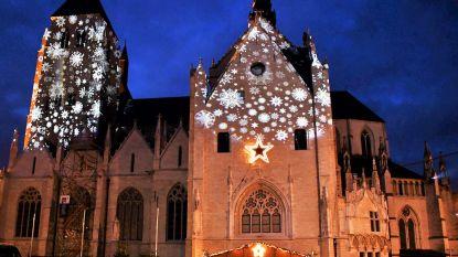 Sint-Leonarduskerk in de spotlights gezet deze eindejaarsperiode