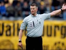 Scheidsrechter Liesveld stopt per direct met fluiten
