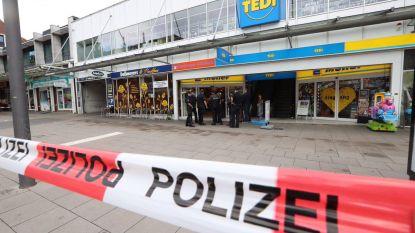 Eén dode bij mesaanval in Duitse supermarkt: mogelijk terroristisch motief
