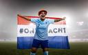Shanice van de Sanden gaat naar het WK. En dat wil ze weten ook.