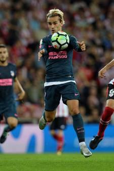 Atlético Madrid dankzij geniale Griezmann voorbij Athletic Bilbao