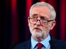 Corbyn eist uitsluiting no-dealbrexit