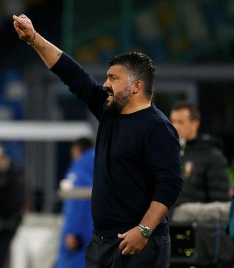 Napoli-trainer Gattuso weet: de legende Maradona verdwijnt nooit