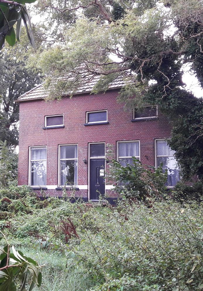 Drugspand Vroomshoop gesloten.