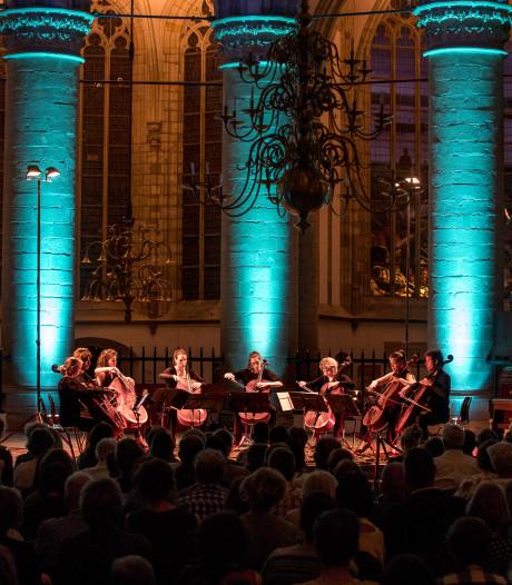 Binnenstad van Dordrecht vijf dagen vol celloklanken