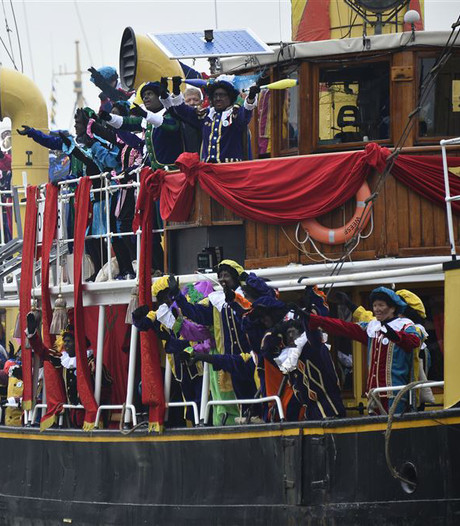 Zwarte Piet was geen knecht, maar een piraat die cadeaus uitdeelde in Veere