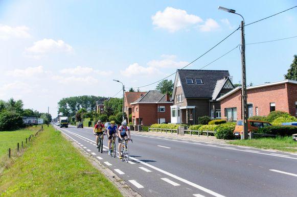 Voor een studie voor een fietsveiligere Stationsstraat in Haacht wordt 235.000 euro voorzien.
