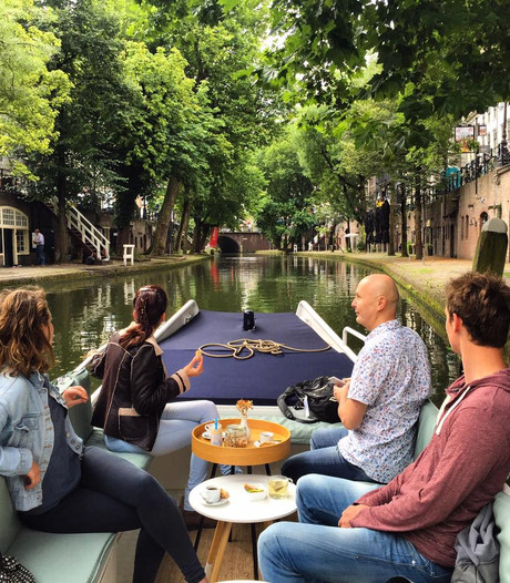 Nu nog een sloep huren in Utrecht? Vergeet het maar