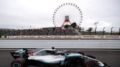 Grote Prijs F1 van Japan in gevaar? Tyfoon nadert circuit van Suzuka met rasse schreden