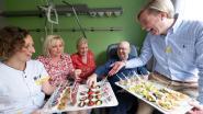 'Showbizz Bart' legt kankerpatiënten in de watten