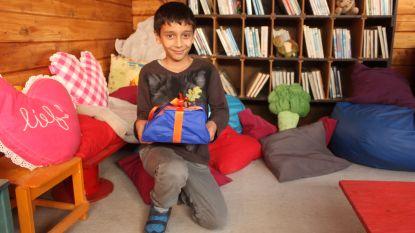 SMI Moorselbaan heeft mini-Utopia voor kinderen die tijdens de speeltijd liever lezen