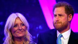 Prins Harry moet tranen wegslikken in speech over zieke kinderen