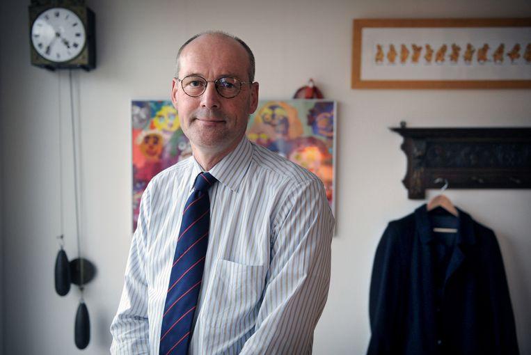 Rutger Jan van der Gaag. Beeld Marcel van den Bergh / de Volkskrant