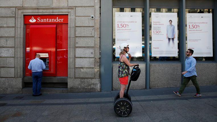 Spanje is weer een betrouwbare debiteur, volgens kredietbeoordelaar Fitch. Beeld null