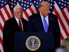 Le vice-président Mike Pence refuse d'invoquer le 25e amendement pour démettre Donald Trump