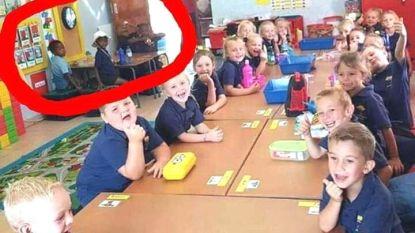 Heisa om 'segregatie' zwarte leerlingen in Zuid-Afrikaanse school
