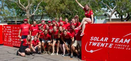 Zonneauto Solar Team Twente goed aangekomen in Australië