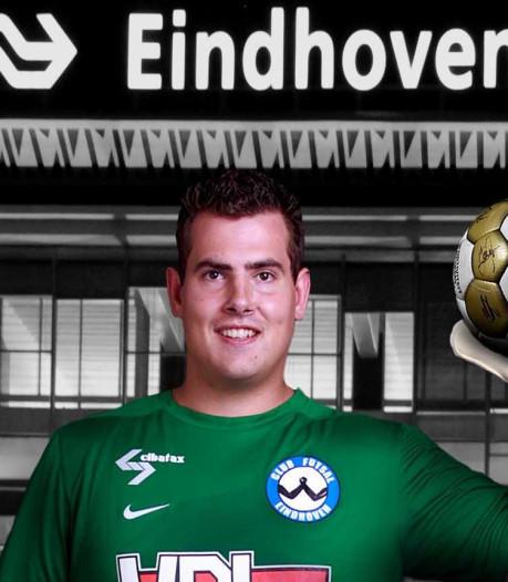 Laatste competitieduel FC Eindhoven in teken afscheid doelman Pieter Grimmelius