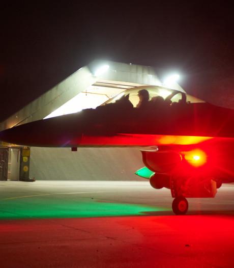 Vliegbasis Volkel begint weer met nachtvliegen