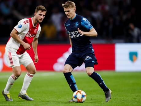 Real Madrid: Ødegaard is niet te koop
