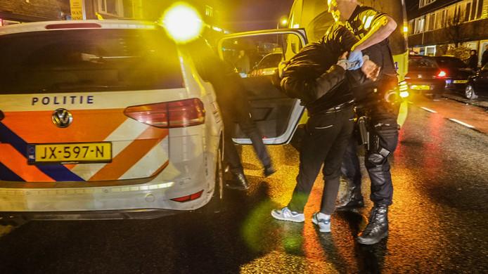 Op 9 december vorig jaar sloegen de stoppen volledig door bij de 44-jarige verdachte.