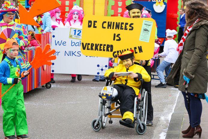 De Chinees is ook aanwezig in Maarheeze.