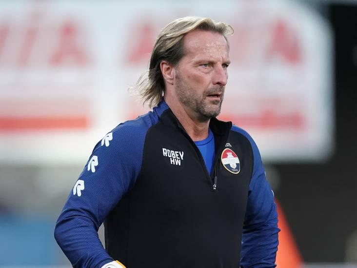 Willem II wil door met doelman Strezos