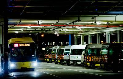 Opnieuw staking openbaar vervoer: maandag en dinsdag rijden er in Brabant geen bussen