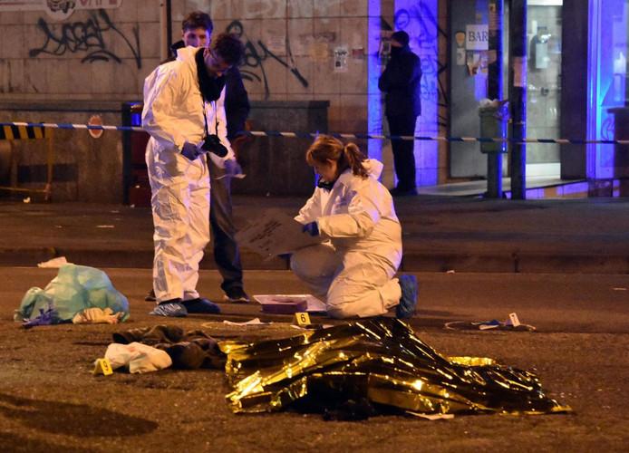 Anis Amri werd door een alerte agent doodgeschoten in Milaan.