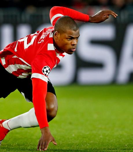 IJzersterke balans PSV in CL-kwalificatie, Van Wolfswinkel kan Robben achterna