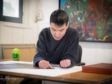 Kunstenaar Karhang Mui uit Goes wint prestigieuze prijs