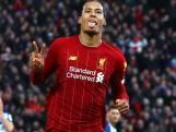 Van Dijk de held van Liverpool in duel met Brighton