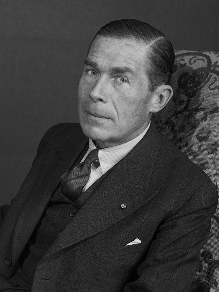 David Röell (1946-1959). Beeld Rijksmuseum