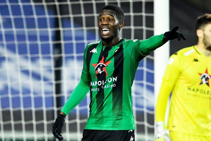 Tien goals in zestien wedstrijden: over zijn eigen prestaties mag Iké Ugbo best tevreden zijn, maar over de plaats van Cercle Brugge in de rangschikking is de spits dat niet.