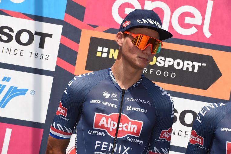 Mathieu van der Poel Beeld BSR Agency